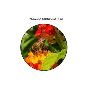 Zakrętka fi82 Pszczoła Czerwona