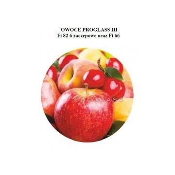 Zakrętka fi82 Owoce Proglass III