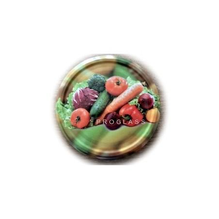 Zakrętka fi66 Warzywa Proglass II
