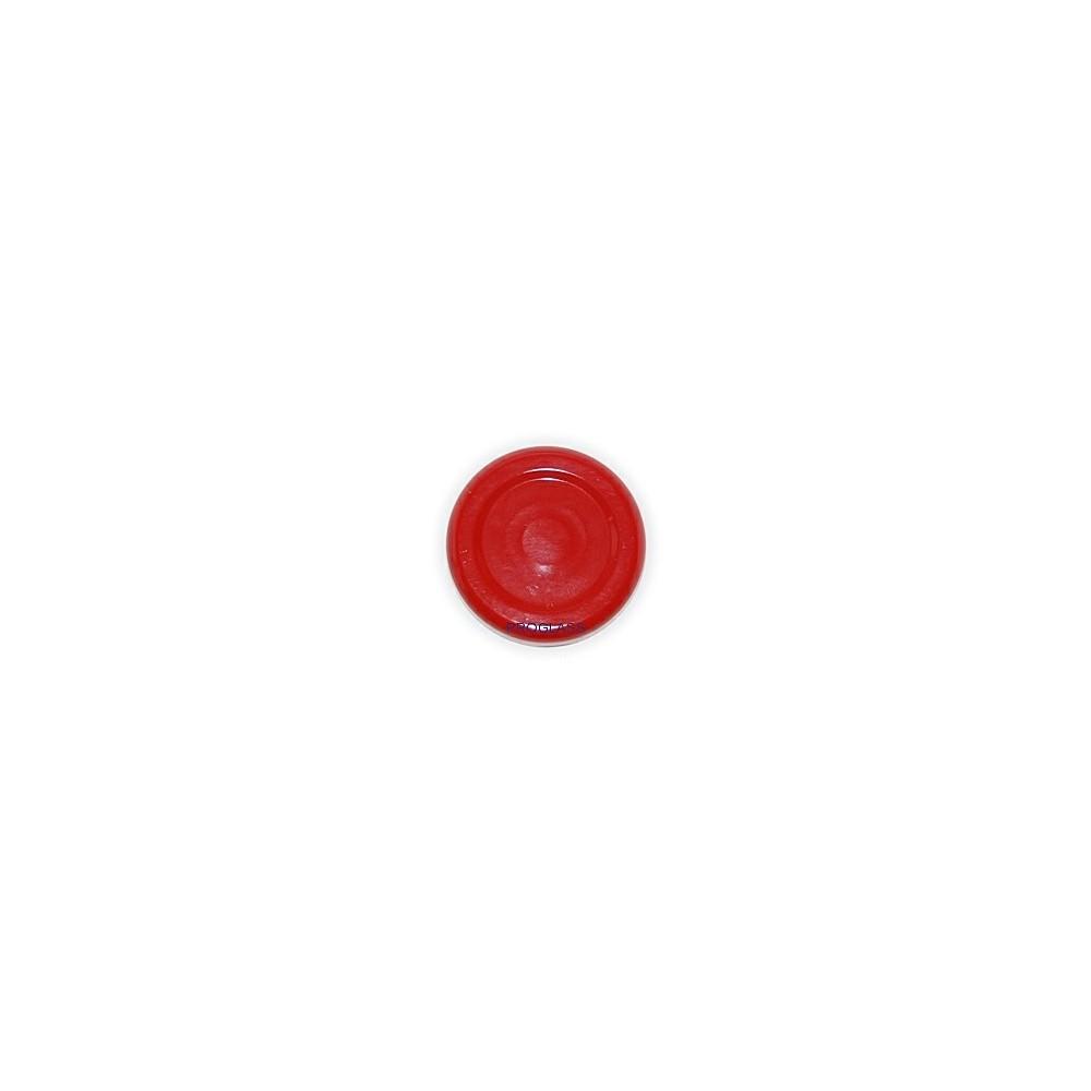 Zakrętka fi38 Czerwona