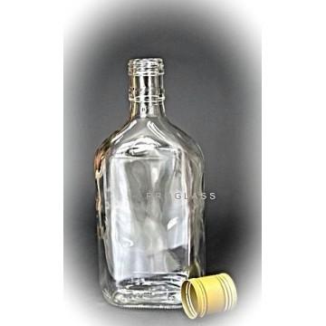Butelka piersiówka Flask 350ml + zakrętka