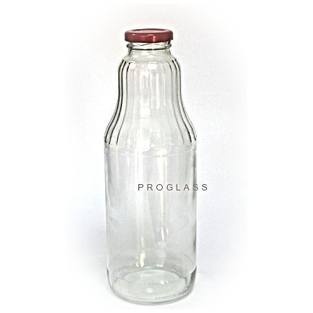 Butelka Fruct 1L + zakrętka